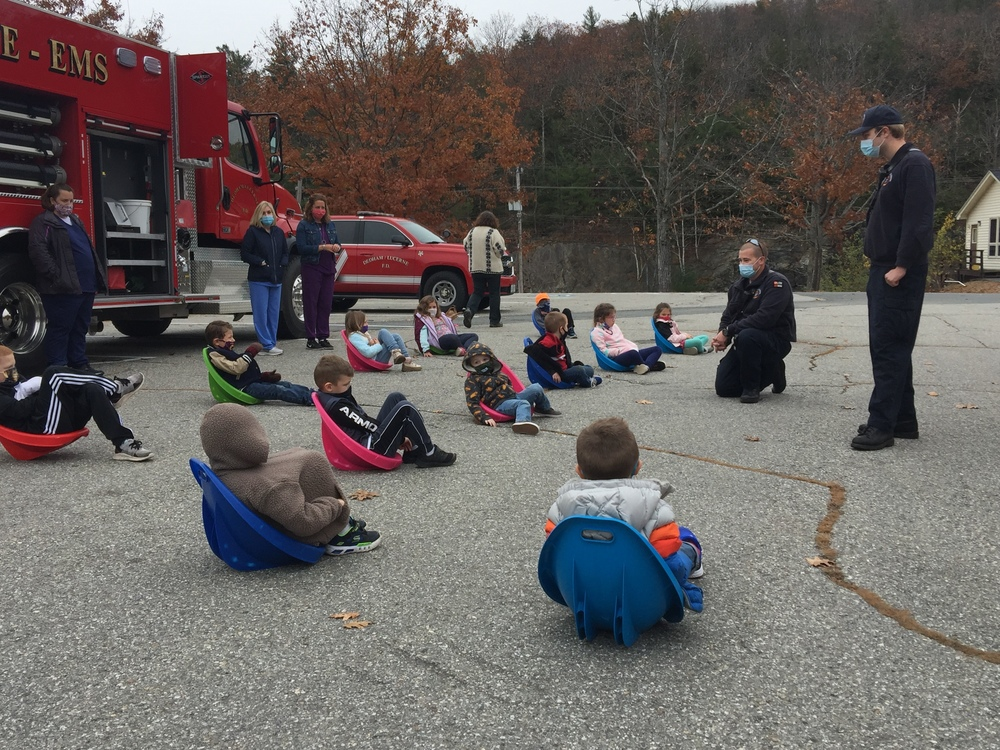 K - 1  Fire Safety and Prevention Week