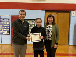 Congratulations, Julia Turner!! Winner of the Courageous Steps Step Forward Essay Contest!!