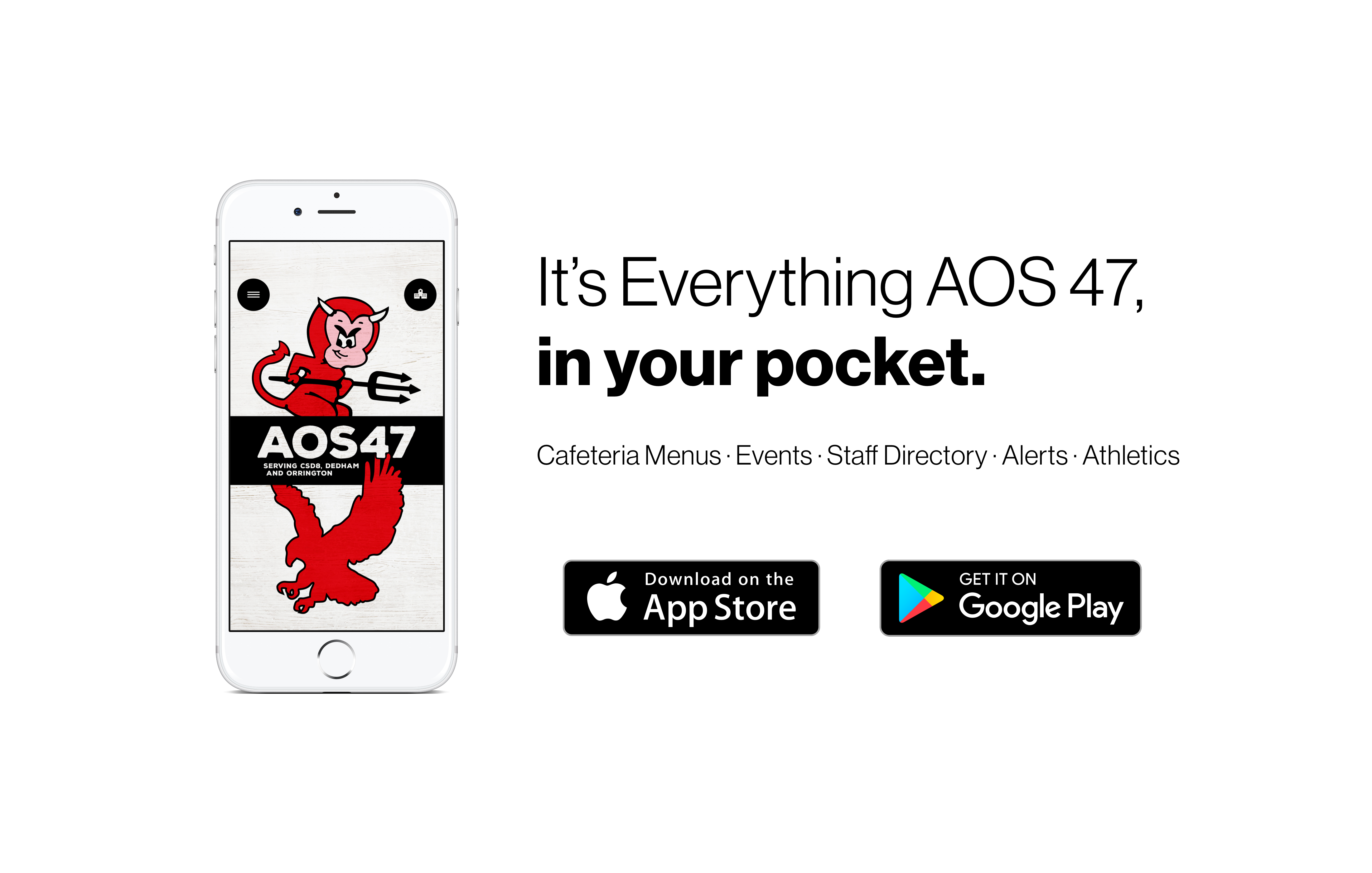 Everything AOS 47, in your pocket